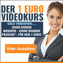 1 Euro Videokurs
